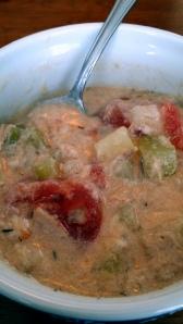 tuna chowder